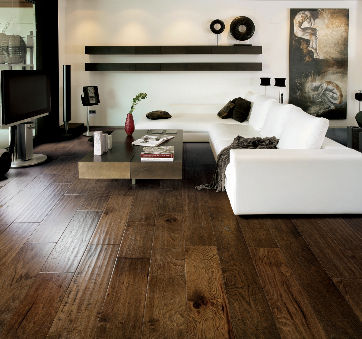 Superbe Handcrafted Hardwood Collection